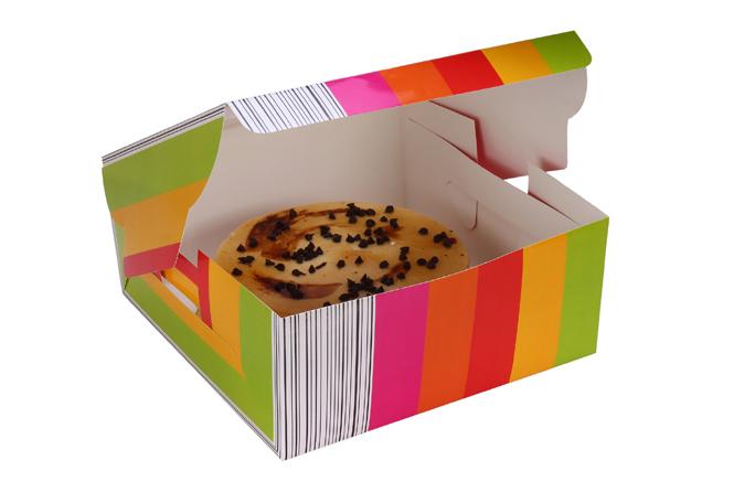 Cake Bakery Packaging Box