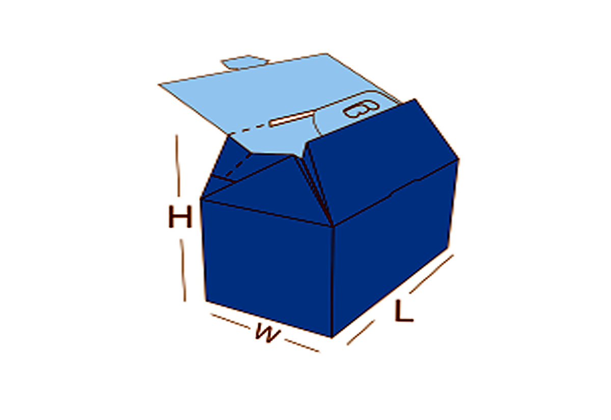 Cube Shaped Carrier