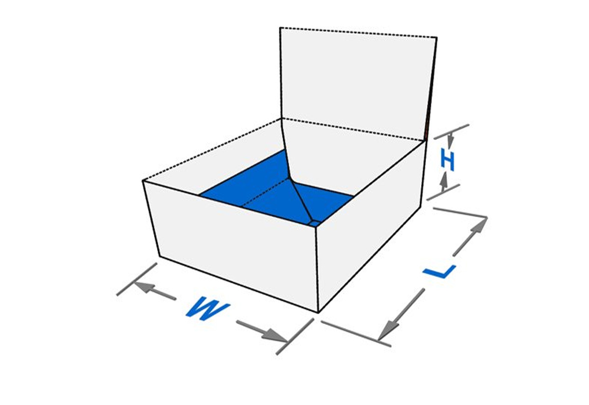 Display Box Bottom