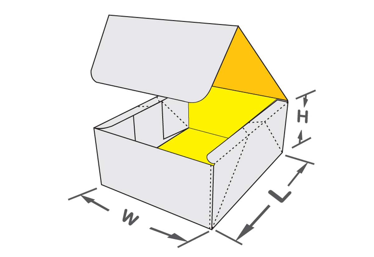 Four Corner With Lid